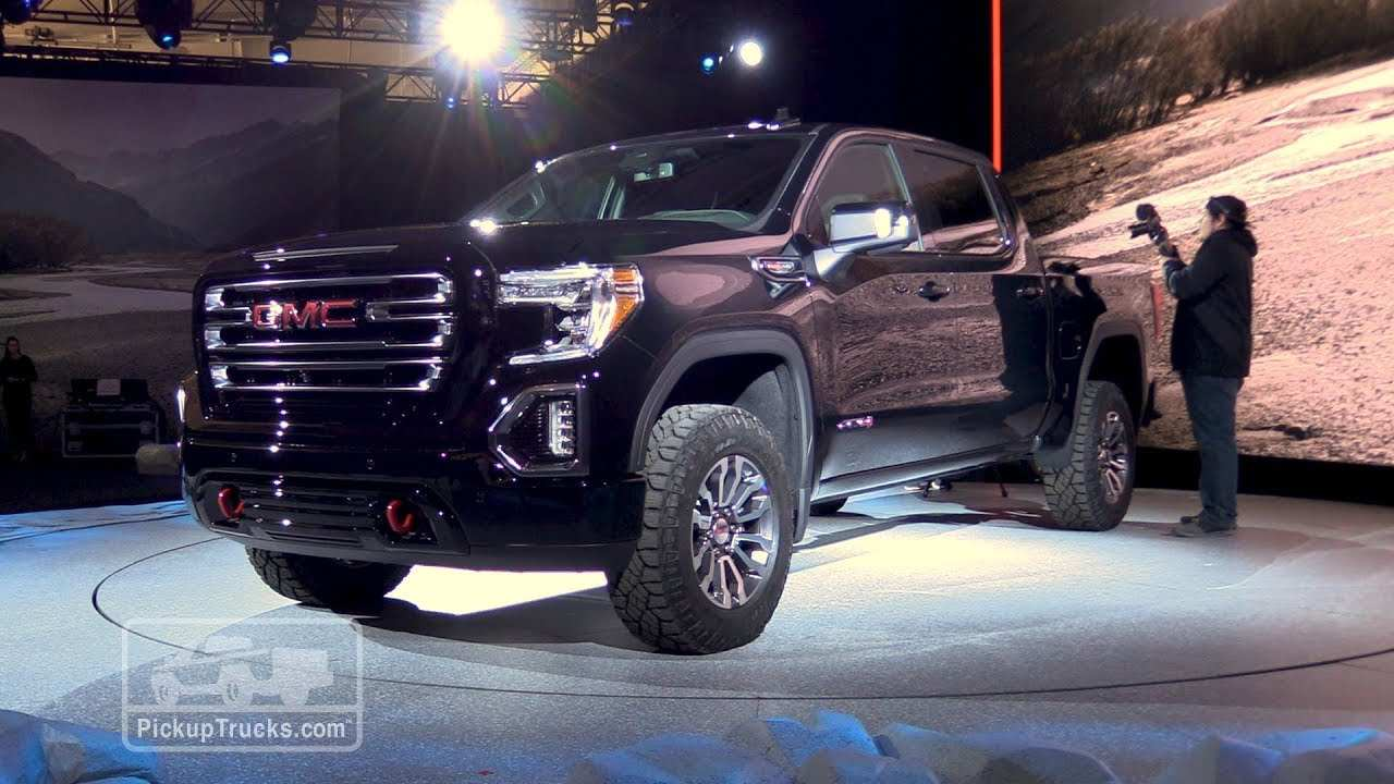 29 Best Review New 2019 Gmc Sierra At4 Interior Exterior And Review New Review for New 2019 Gmc Sierra At4 Interior Exterior And Review