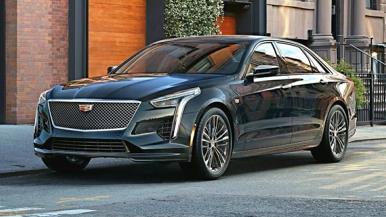 29 Concept of New Cadillac Ct6 V Sport 2019 Picture Release Date And Review Configurations for New Cadillac Ct6 V Sport 2019 Picture Release Date And Review