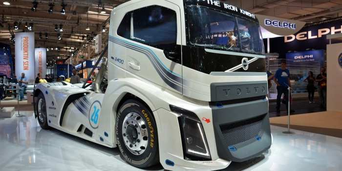 29 Concept of Volvo Electric Truck 2019 Performance and New Engine for Volvo Electric Truck 2019