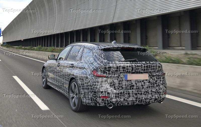 29 Gallery of 2019 Bmw 3 Series Electric Spy Shoot Rumors with 2019 Bmw 3 Series Electric Spy Shoot
