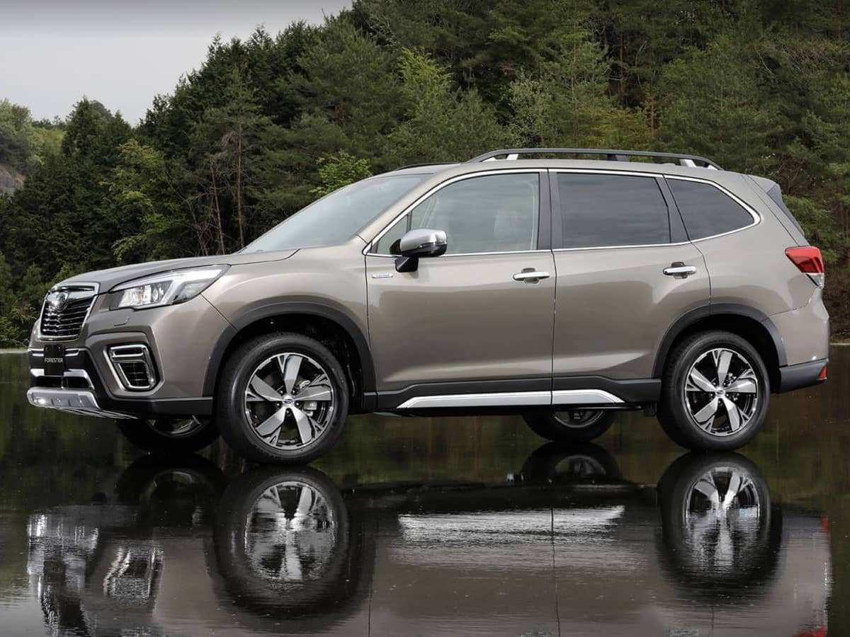 29 Gallery of Subaru Forester 2019 News Research New for Subaru Forester 2019 News