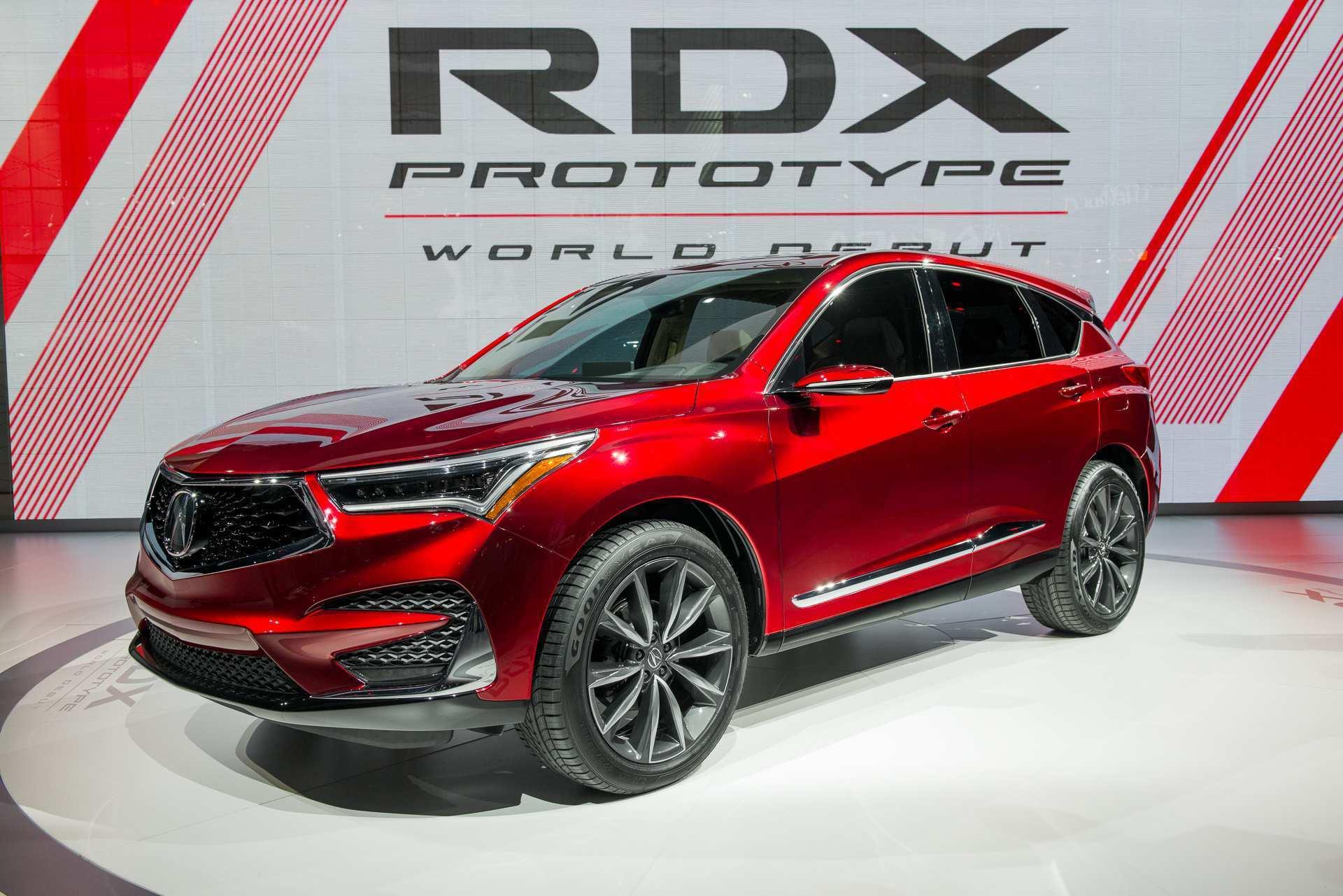 29 Great New 2019 Acura Rdx Zero To 60 Spy Shoot New Review for New 2019 Acura Rdx Zero To 60 Spy Shoot