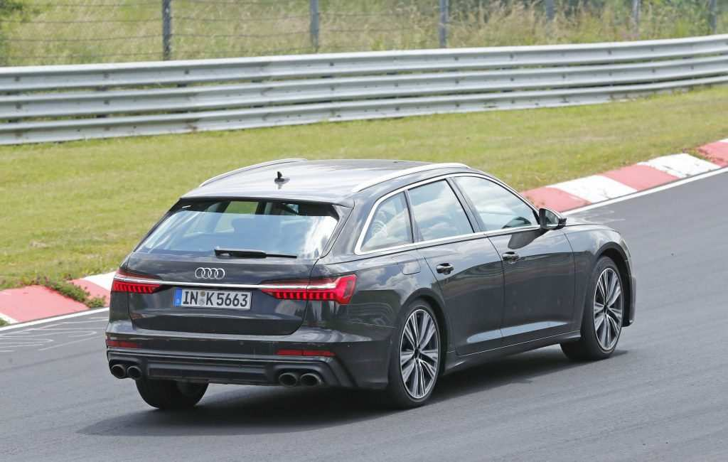 29 Great The Audi 2019 Changes Spy Shoot Performance for The Audi 2019 Changes Spy Shoot