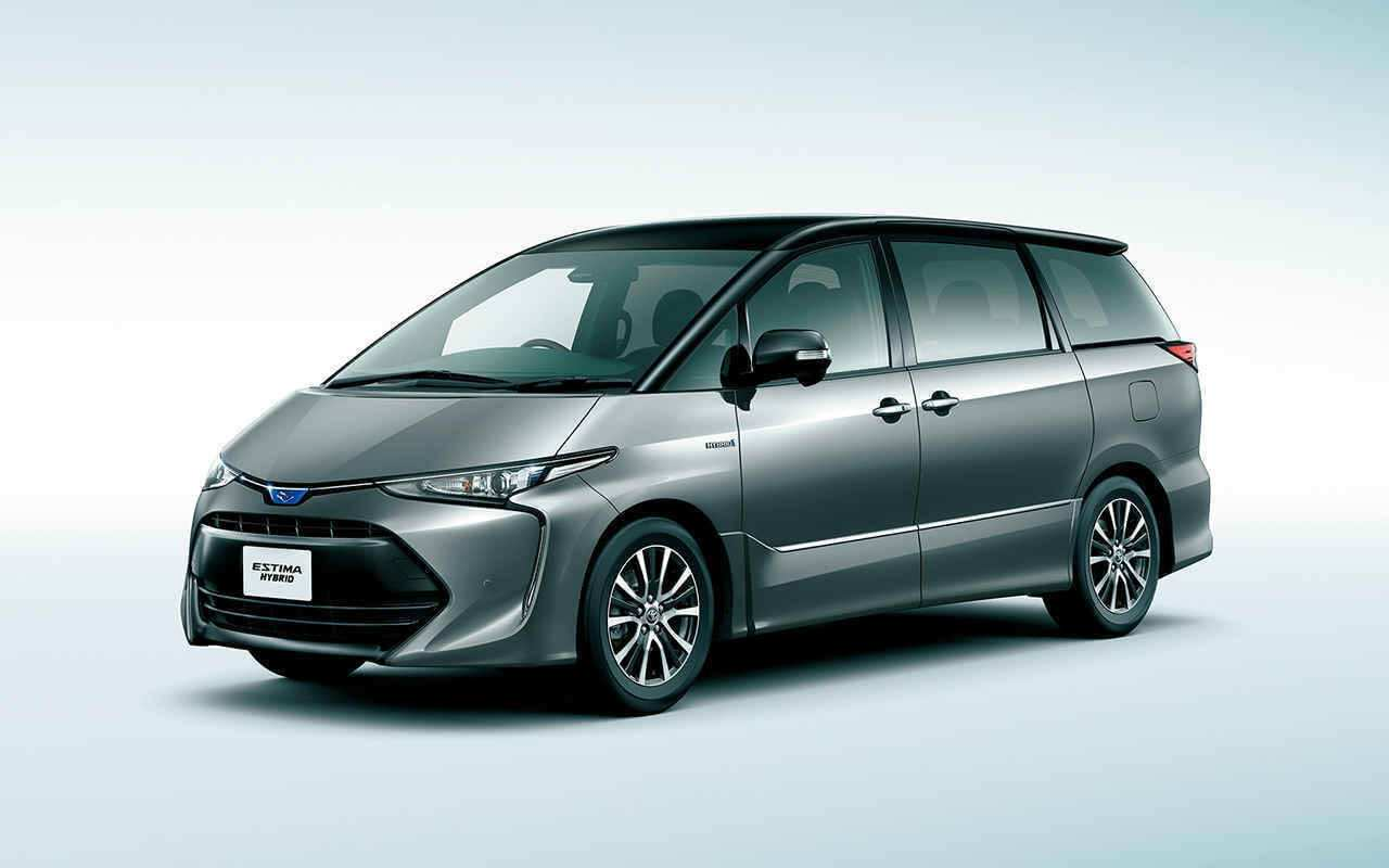 29 Great The Toyota 2019 Van Concept Specs for The Toyota 2019 Van Concept