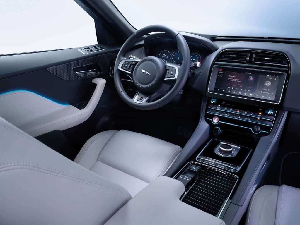 29 New Jaguar F Pace 2019 Interior Price And Release Date Redesign by Jaguar F Pace 2019 Interior Price And Release Date