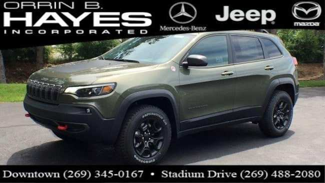 29 New New 2019 Jeep New Cherokee Trailhawk Elite Spesification Style with New 2019 Jeep New Cherokee Trailhawk Elite Spesification
