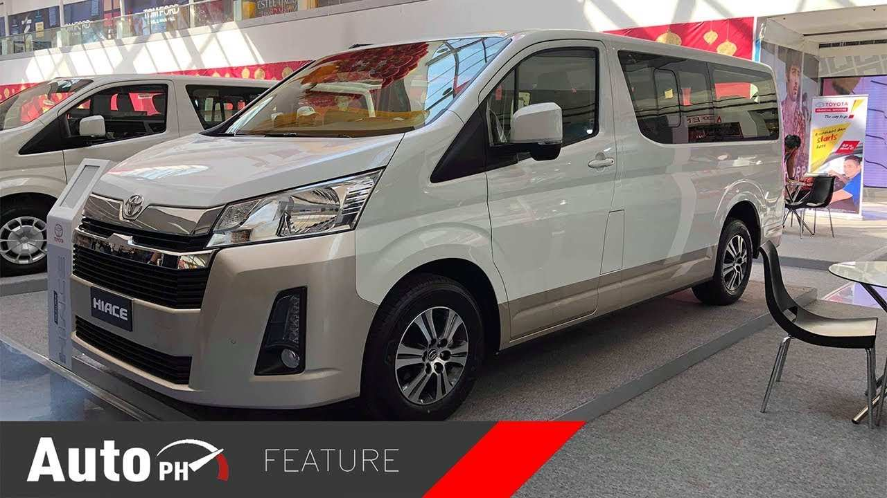 29 New Toyota Hiace 2019 Release Date with Toyota Hiace 2019