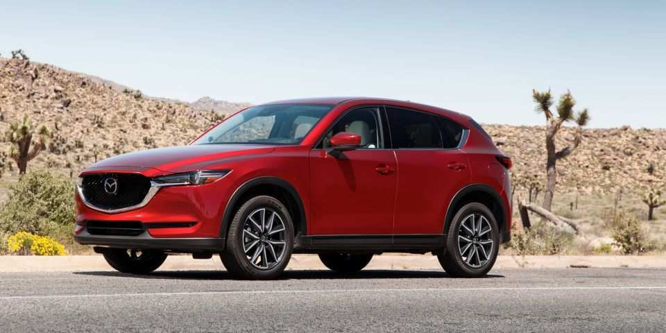 29 The Mazda 2019 Cx 5 Concept Configurations with Mazda 2019 Cx 5 Concept