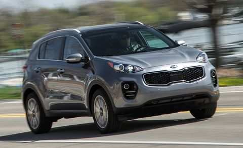 30 All New Best 2019 Kia Sportage Sx Turbo Review Performance And New Engine Redesign with Best 2019 Kia Sportage Sx Turbo Review Performance And New Engine