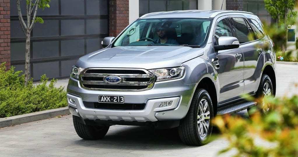 30 All New Best Ford Endeavour 2019 Performance And New Engine Concept for Best Ford Endeavour 2019 Performance And New Engine