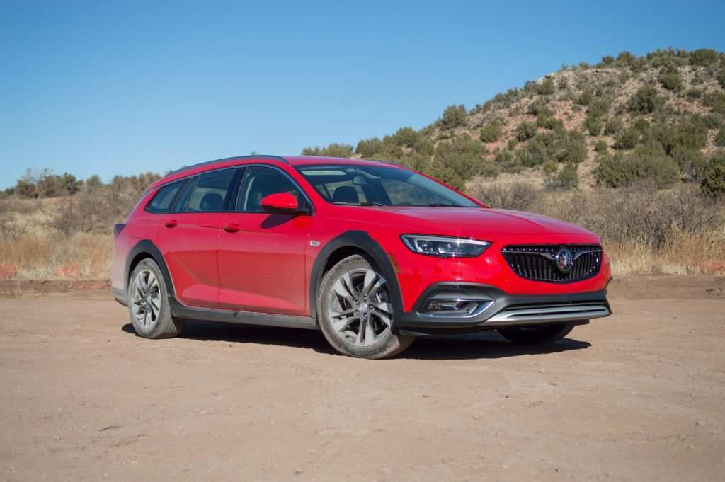 30 All New New 2019 Buick Regal Tourx Redesign Pictures for New 2019 Buick Regal Tourx Redesign