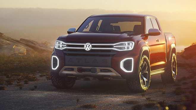 30 All New New Volkswagen Amarok 2019 Model for New Volkswagen Amarok 2019