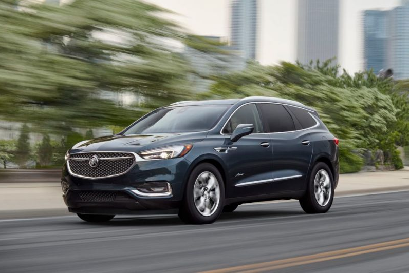 30 All New The 2019 Buick Enclave Wheelbase Review Release for The 2019 Buick Enclave Wheelbase Review
