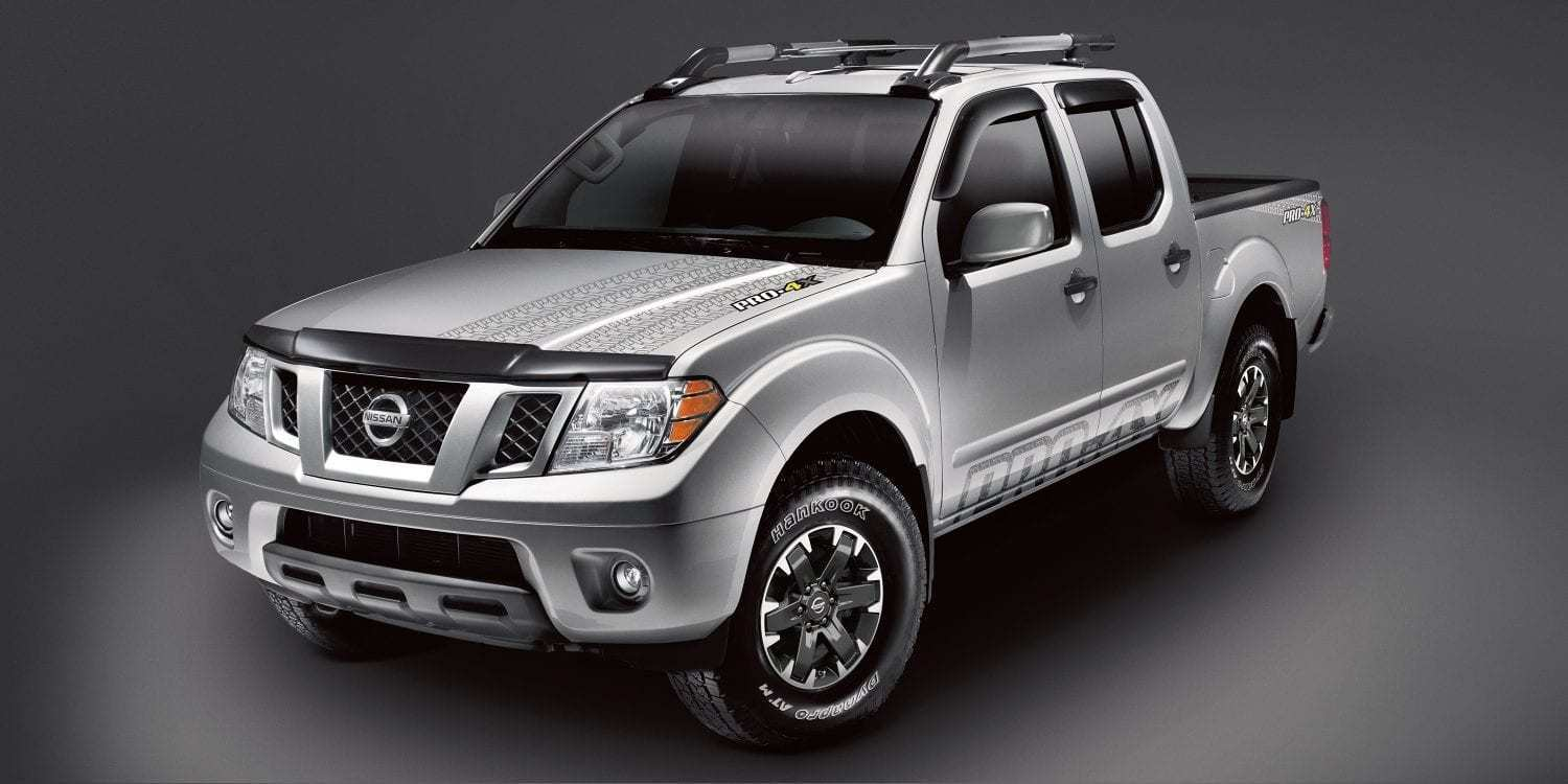 30 Best Review New 2019 Nissan Frontier Pro 4X Release Date Price And Review Spesification by New 2019 Nissan Frontier Pro 4X Release Date Price And Review