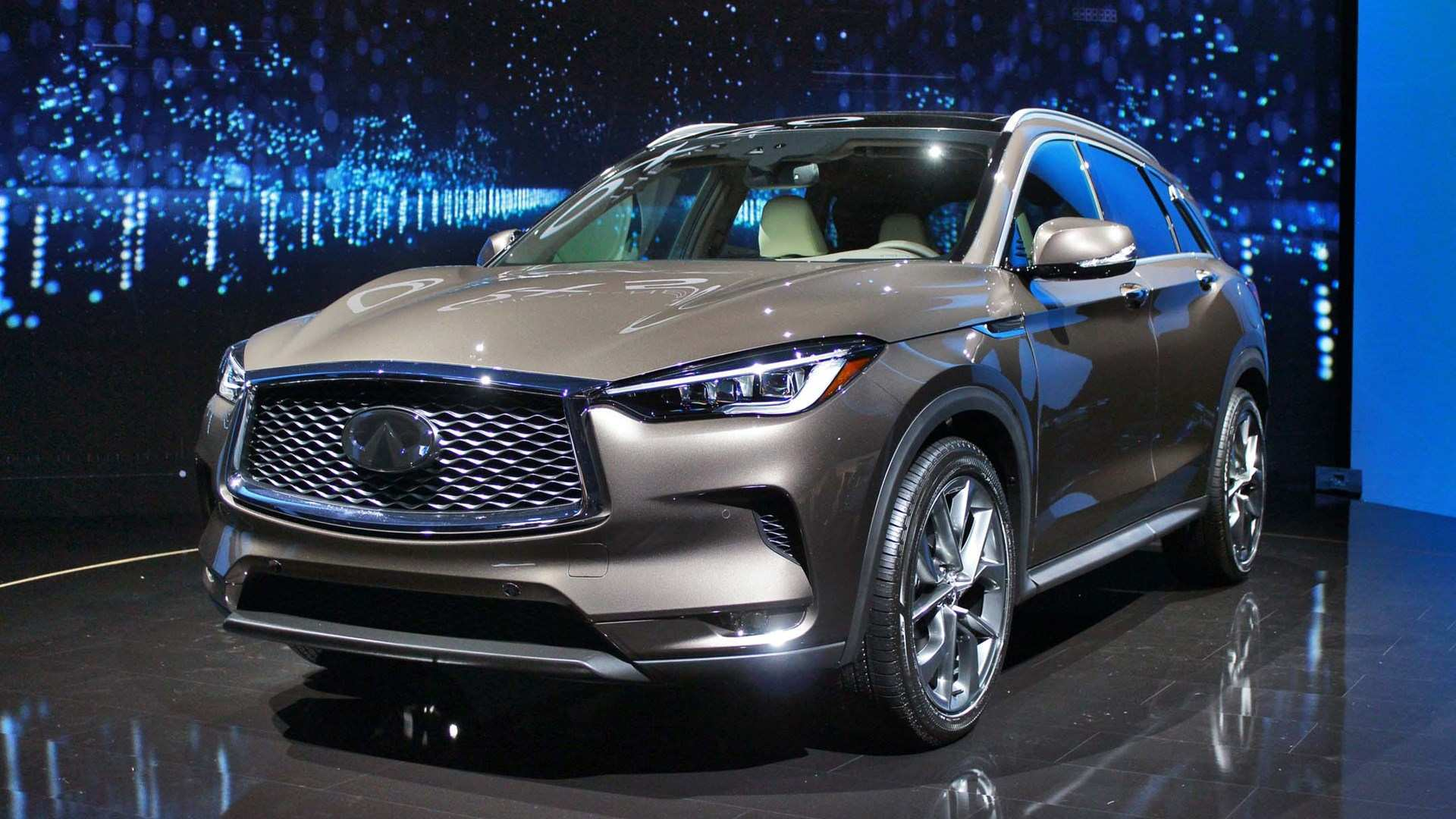 30 Best Review The Infiniti Qx50 2019 Hybrid Concept First Drive with The Infiniti Qx50 2019 Hybrid Concept