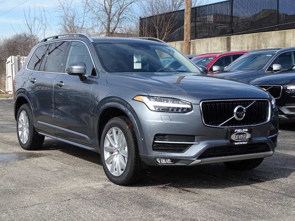 30 Concept of 2019 Volvo Xc90 T5 Momentum Performance And New Engine Exterior and Interior with 2019 Volvo Xc90 T5 Momentum Performance And New Engine