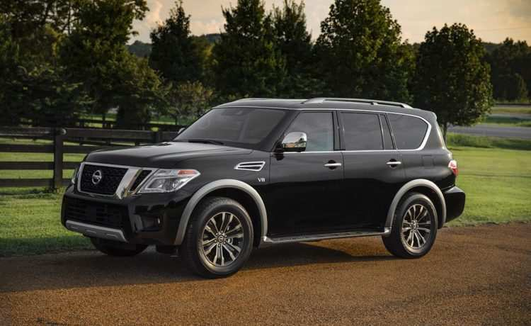 30 Concept of Best Nissan 2019 Armada Picture Release Date And Review Overview with Best Nissan 2019 Armada Picture Release Date And Review