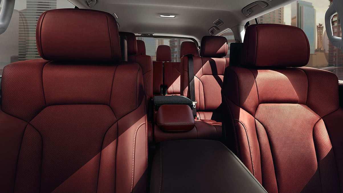 30 Concept of Lexus Lx 2019 Interior Photos for Lexus Lx 2019 Interior