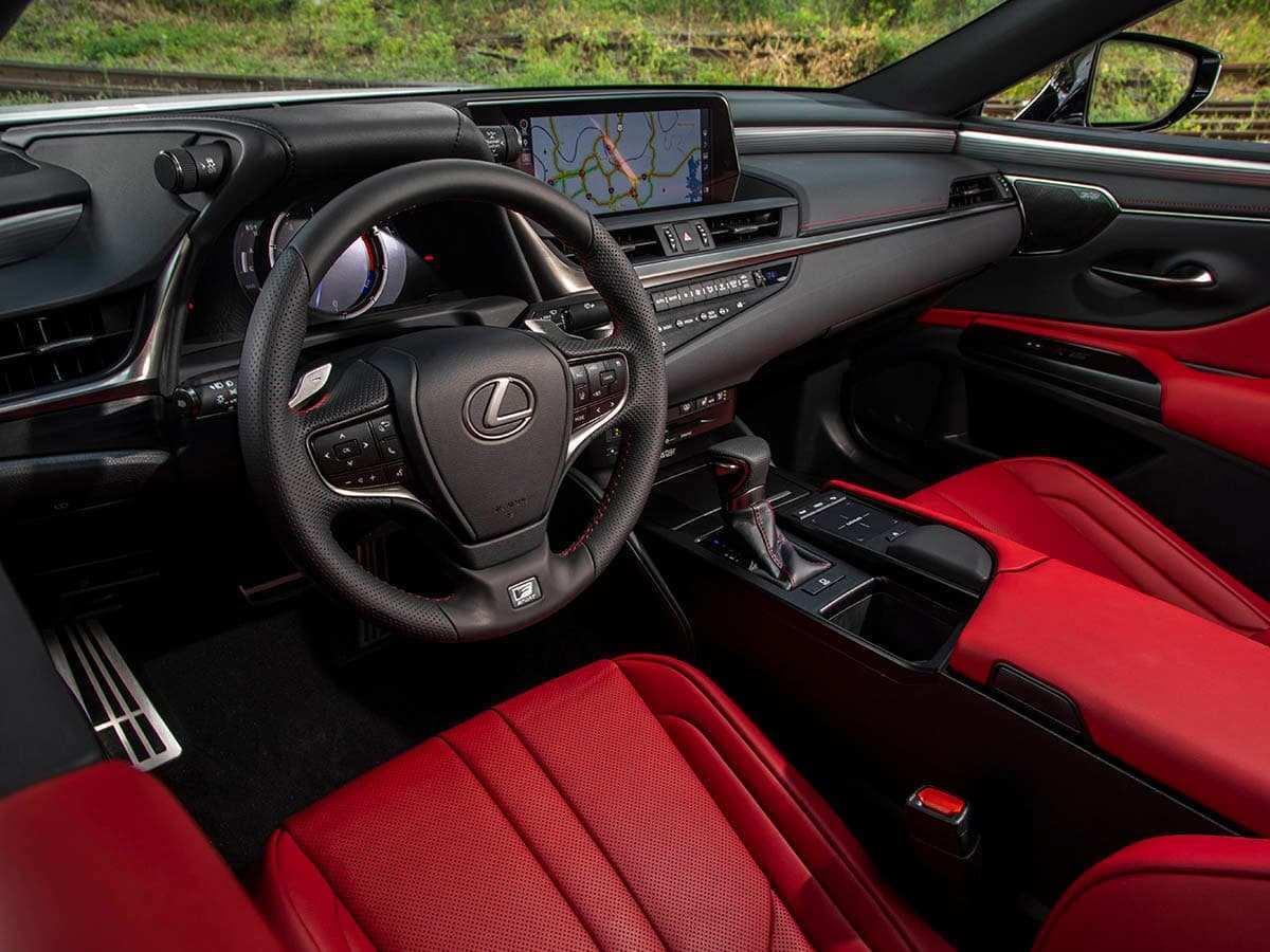 30 Concept of New Lexus Es 2019 Wheelbase Interior Overview for New Lexus Es 2019 Wheelbase Interior