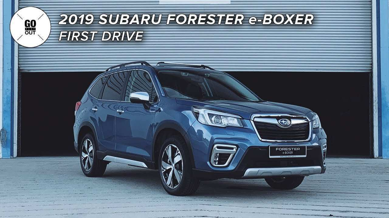 30 Concept of Subaru Forester 2019 Hybrid Ratings with Subaru Forester 2019 Hybrid