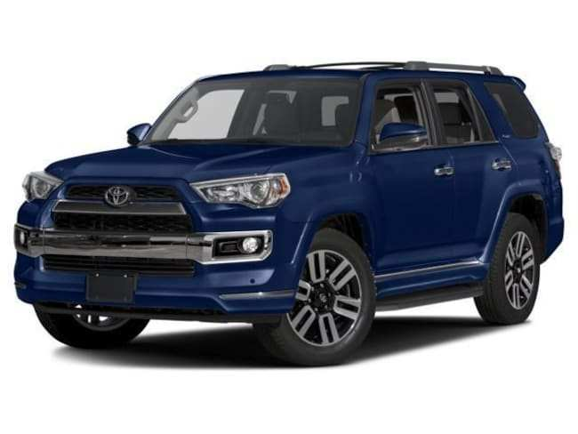 30 Concept of The 2019 Toyota 4Runner Limited Exterior Specs and Review for The 2019 Toyota 4Runner Limited Exterior