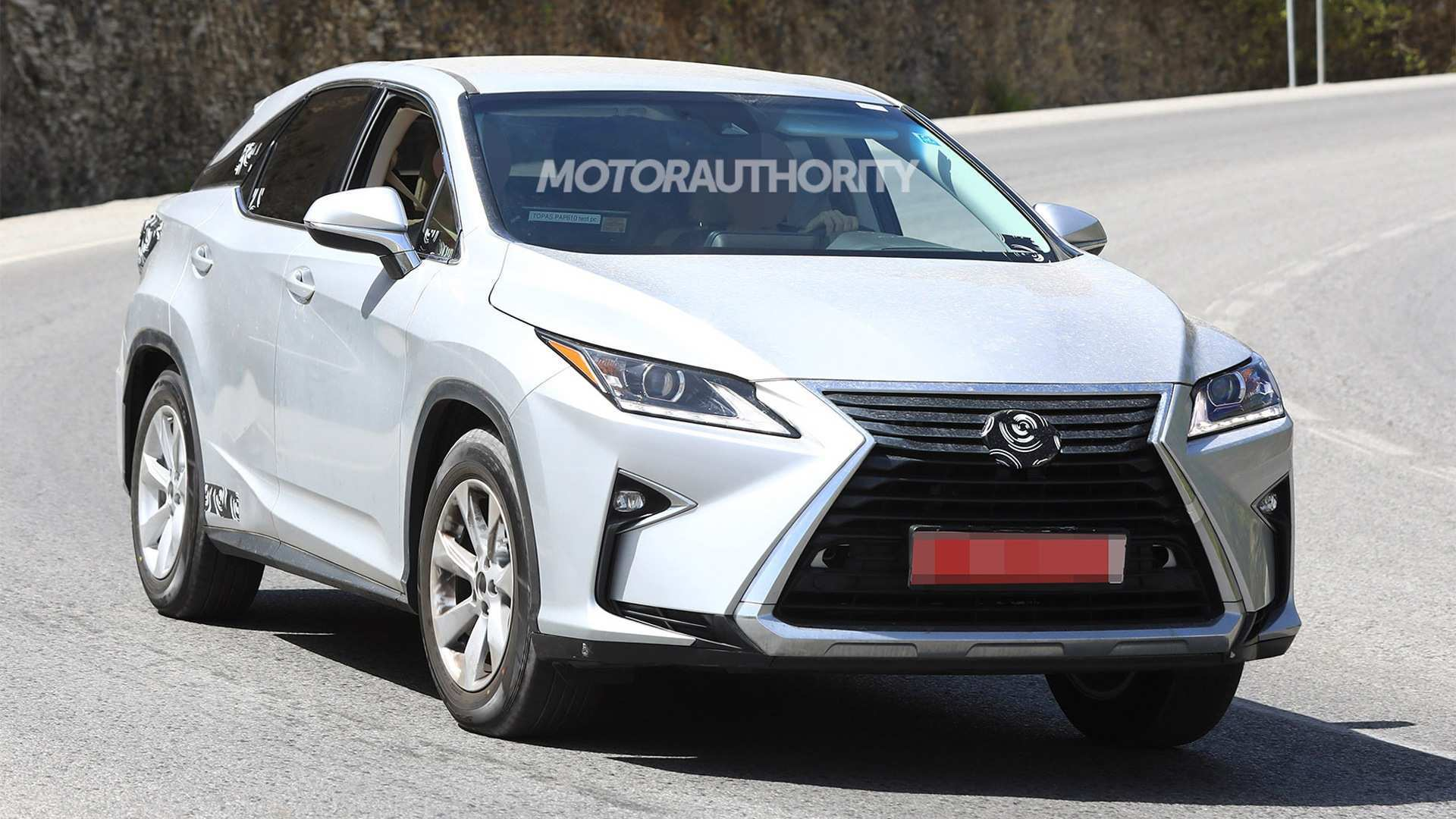 30 Gallery of Best Lexus 2019 Rx Spy Shoot Pricing for Best Lexus 2019 Rx Spy Shoot