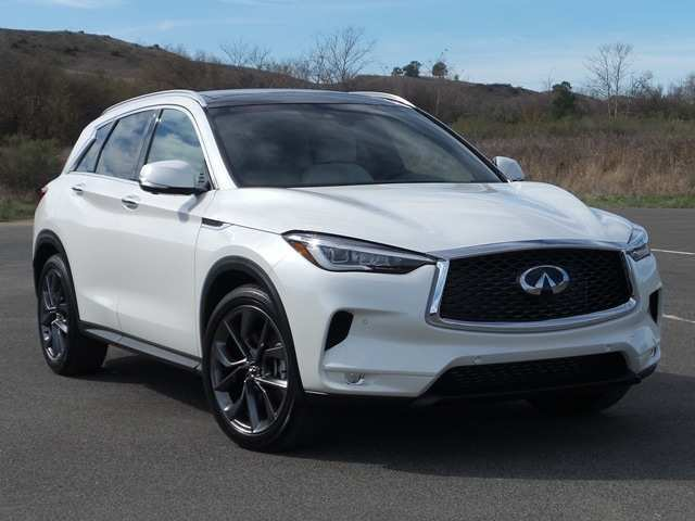 30 Gallery of New 2019 Infiniti Qx50 New Review Interior with New 2019 Infiniti Qx50 New Review