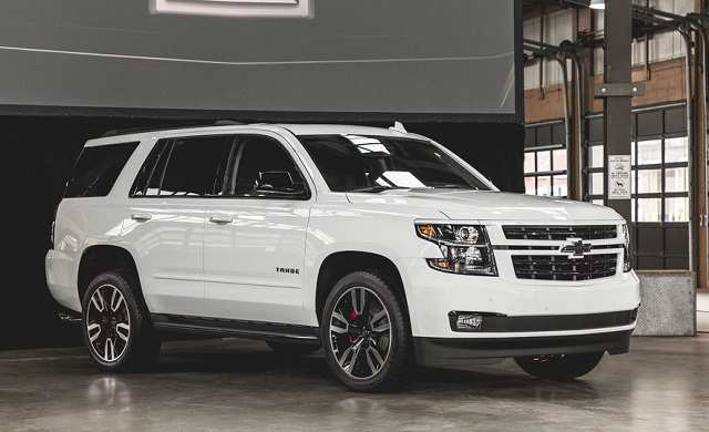 30 Gallery of New Chevrolet 2019 Tahoe Concept Configurations for New Chevrolet 2019 Tahoe Concept