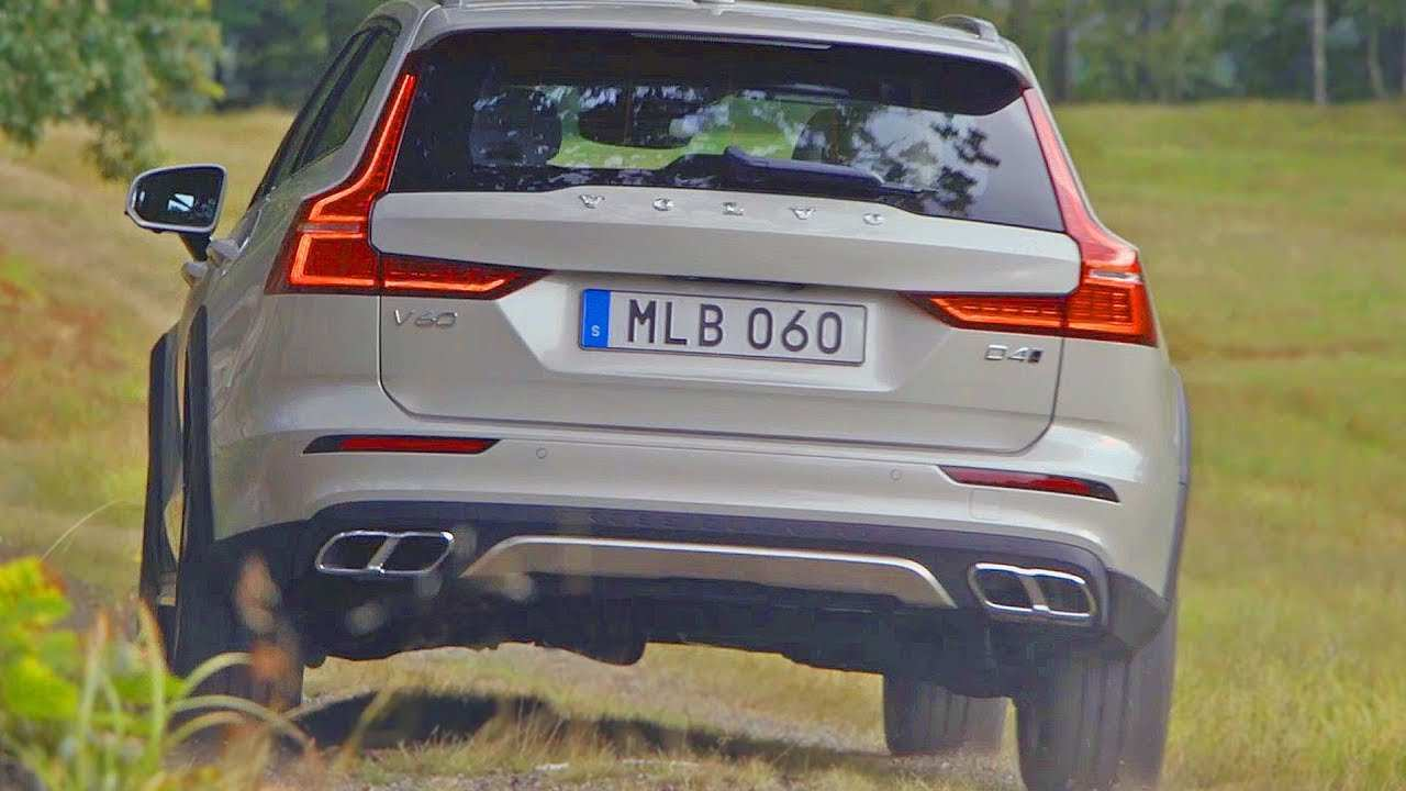 30 Gallery of New Volvo V60 2019 Ground Clearance New Engine Overview for New Volvo V60 2019 Ground Clearance New Engine