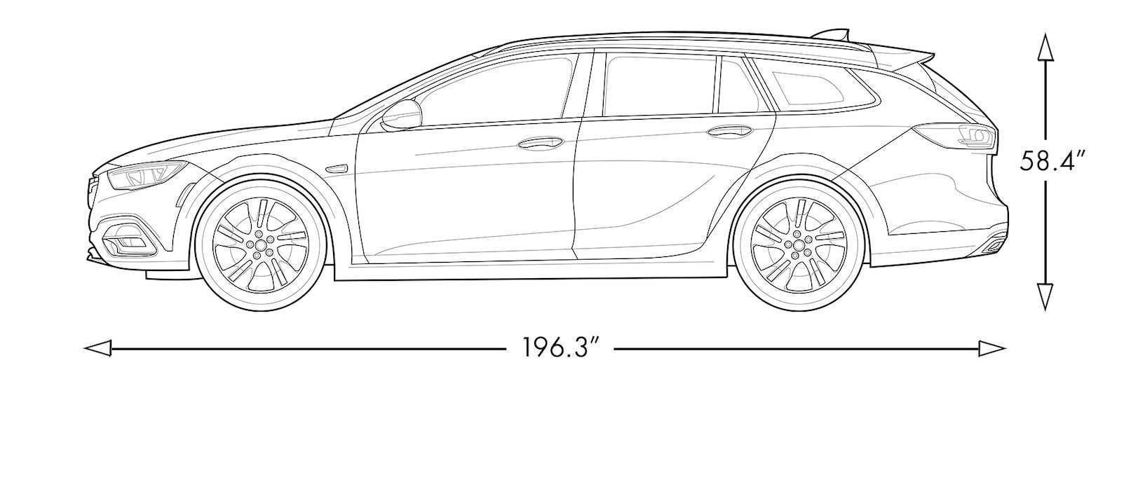 30 Gallery of The Buick Station Wagon 2019 Performance New Review for The Buick Station Wagon 2019 Performance