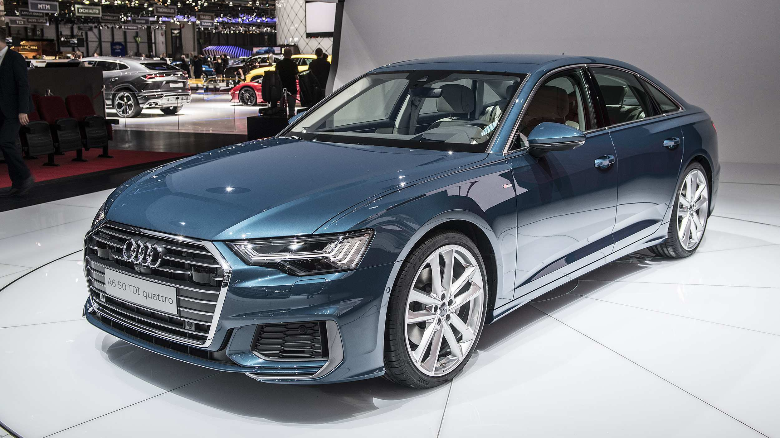 30 Great Audi A6 2019 Geneva Review Configurations with Audi A6 2019 Geneva Review