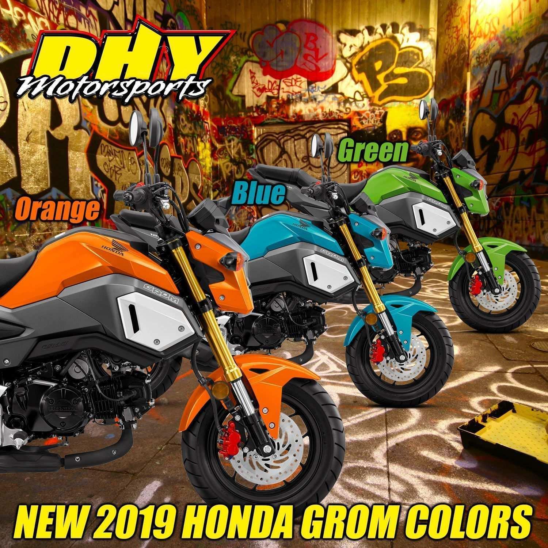 30 New Best Honda Grom 2019 Release Date Spy Shoot Redesign and Concept with Best Honda Grom 2019 Release Date Spy Shoot