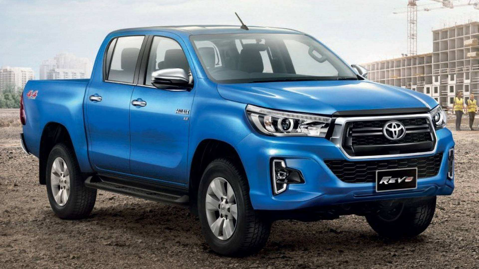 30 New Best Toyota Hilux 2019 Facelift Concept Configurations with Best Toyota Hilux 2019 Facelift Concept