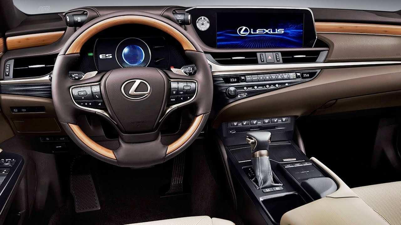 30 New Lexus 2019 Es Interior Picture for Lexus 2019 Es Interior
