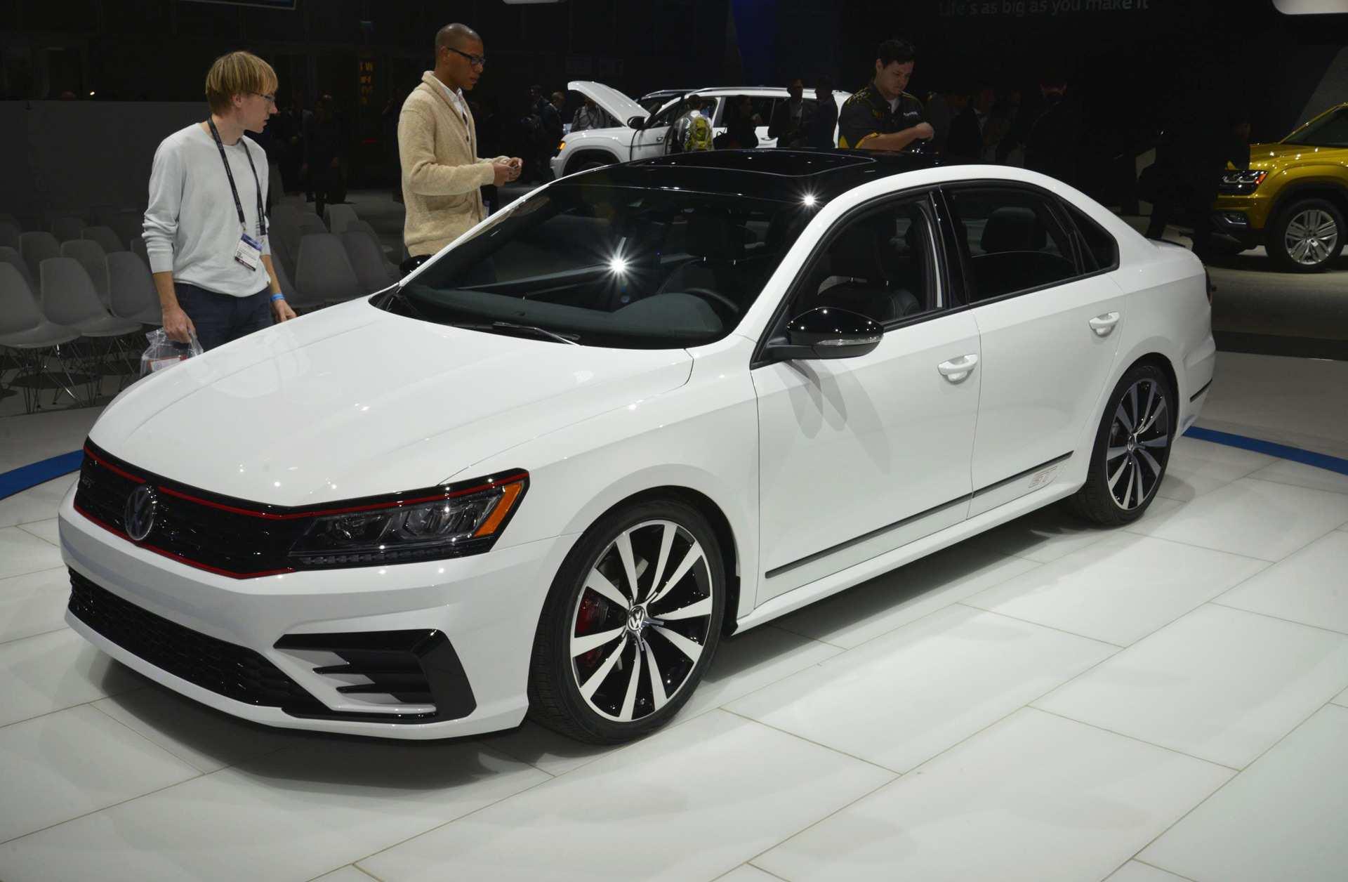 30 New New Volkswagen 2019 Passat Concept Spesification with New Volkswagen 2019 Passat Concept