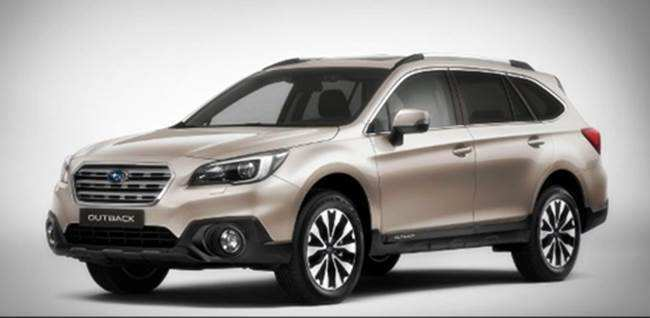 30 New The Subaru Outback 2019 Review Rumor Performance with The Subaru Outback 2019 Review Rumor