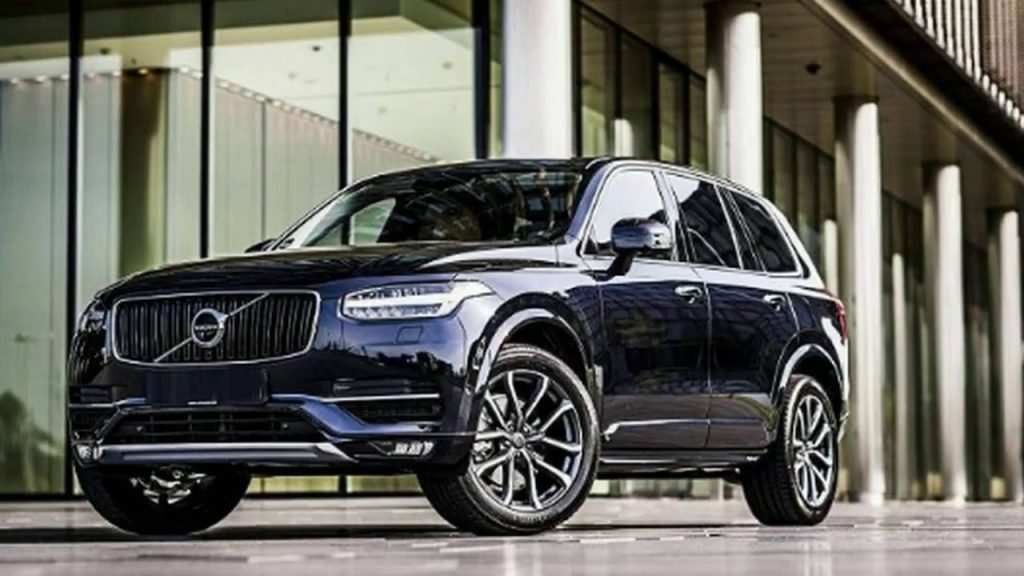 30 New The Volvo Xc90 2019 New Features Release Concept with The Volvo Xc90 2019 New Features Release