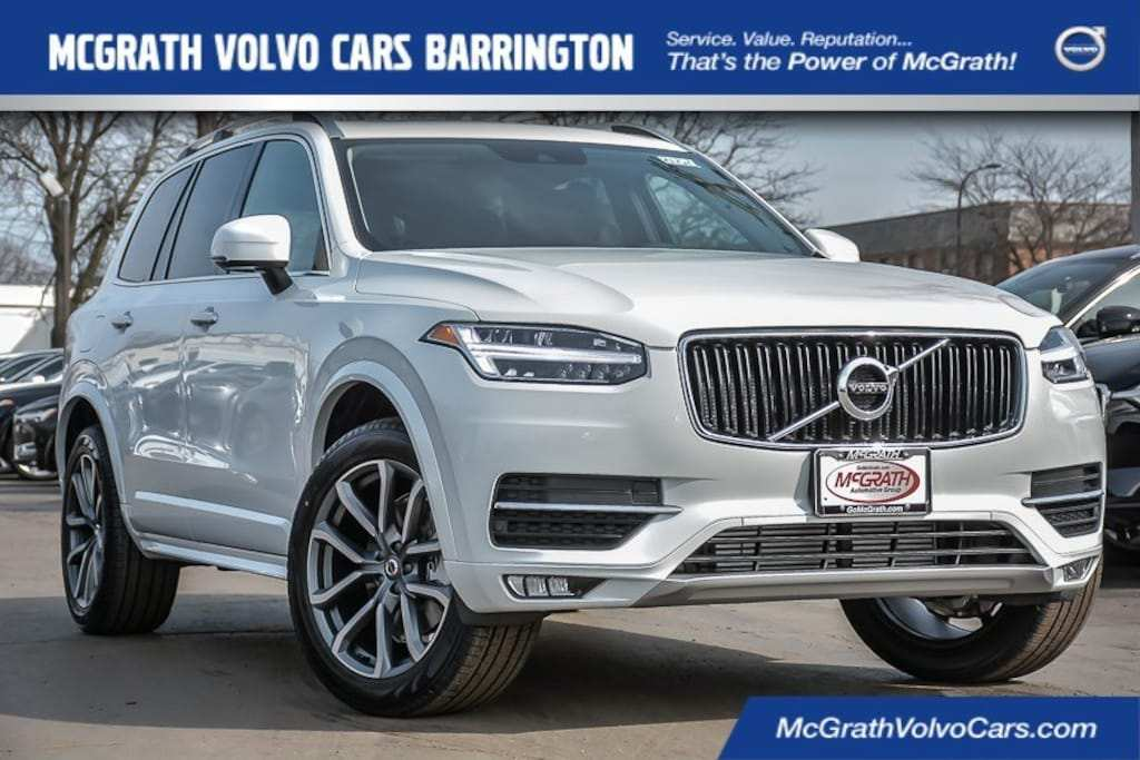 30 The 2019 Volvo Xc90 T5 Momentum Performance And New Engine Configurations with 2019 Volvo Xc90 T5 Momentum Performance And New Engine