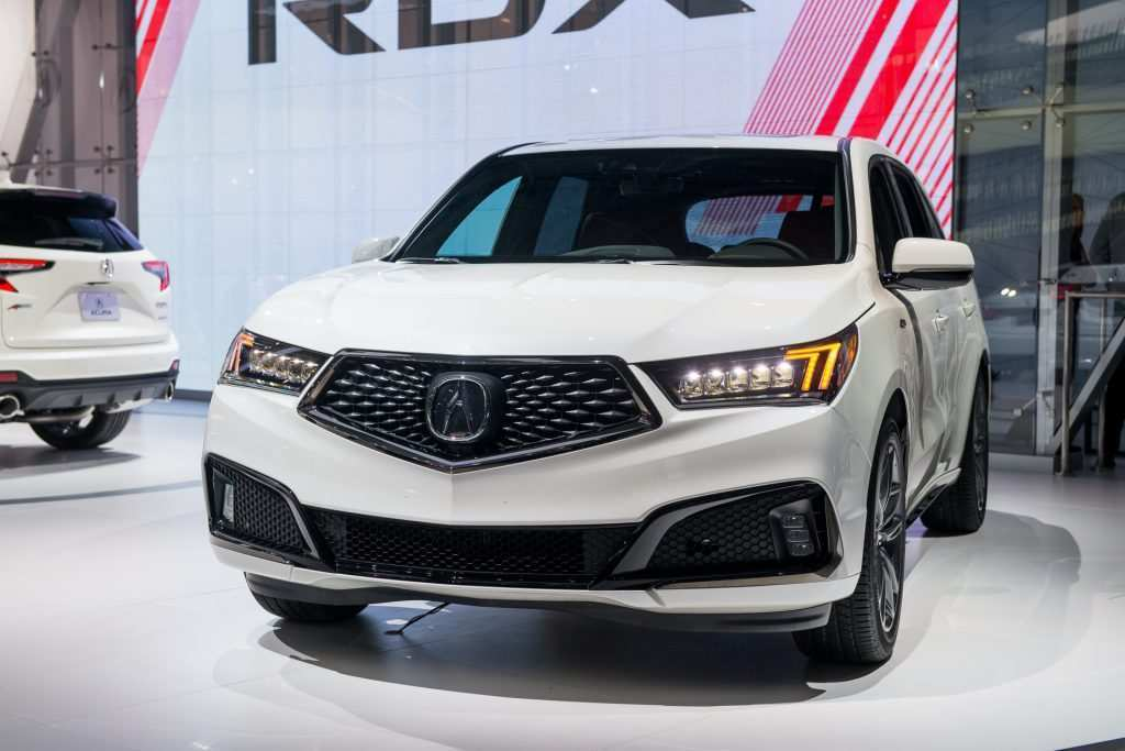 30 The Best Acura Mdx 2019 Release Date Price And Review Redesign with Best Acura Mdx 2019 Release Date Price And Review