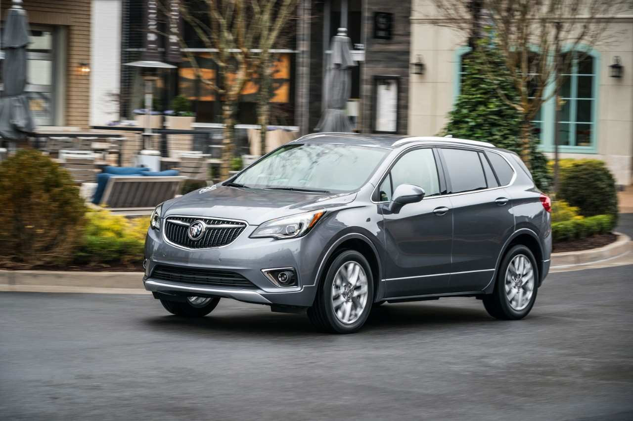 30 The Buick Envision 2019 Colors Price Redesign for Buick Envision 2019 Colors Price