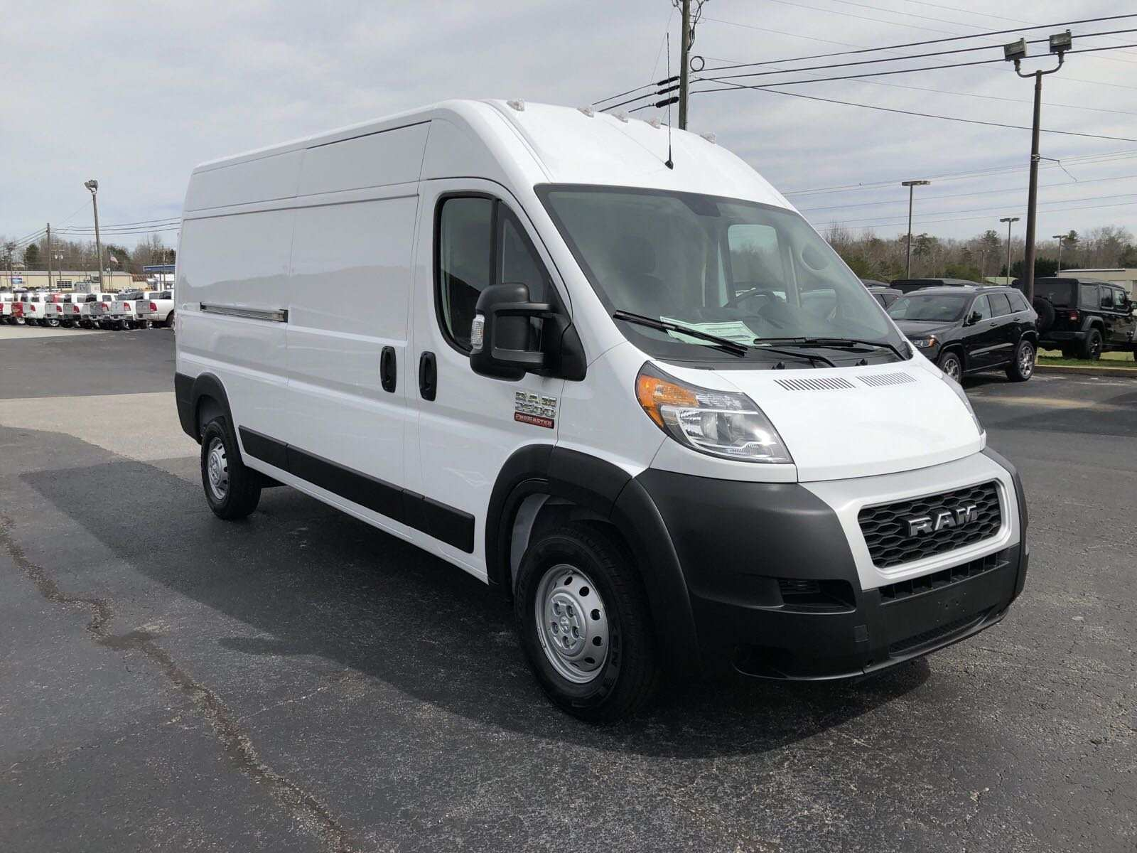 30 The New Dodge Promaster 2019 New Engine Price with New Dodge Promaster 2019 New Engine