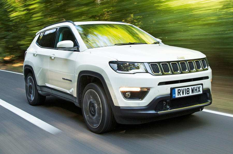 30 The New Jeep Lineup For 2019 New Review Interior with New Jeep Lineup For 2019 New Review