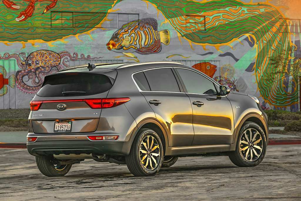 31 All New Best 2019 Kia Sportage Sx Turbo Review Performance And New Engine Overview for Best 2019 Kia Sportage Sx Turbo Review Performance And New Engine