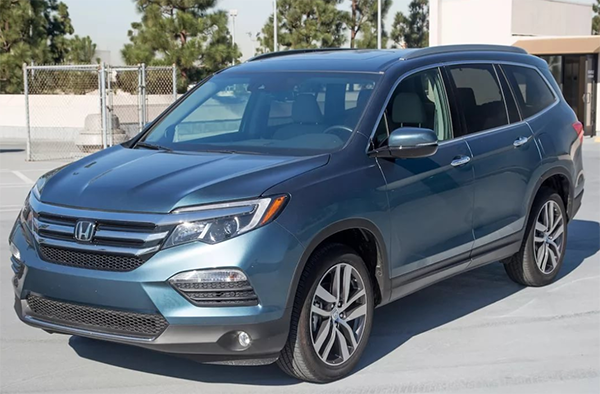 31 All New Honda Pilot Changes For 2019 New Release Exterior and Interior by Honda Pilot Changes For 2019 New Release