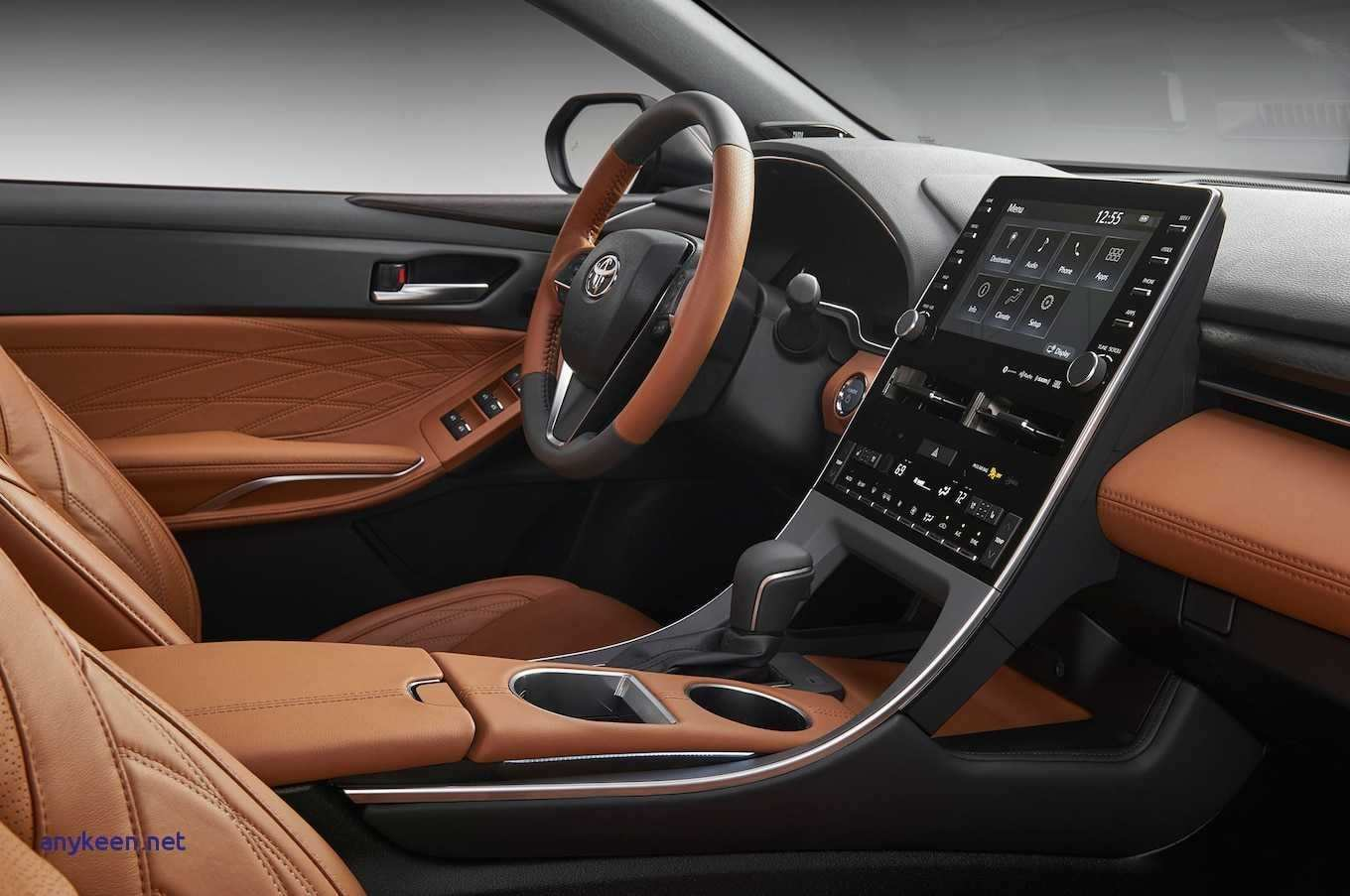 31 All New New Toyota Avalon 2019 Review Exterior And Interior Review Photos by New Toyota Avalon 2019 Review Exterior And Interior Review