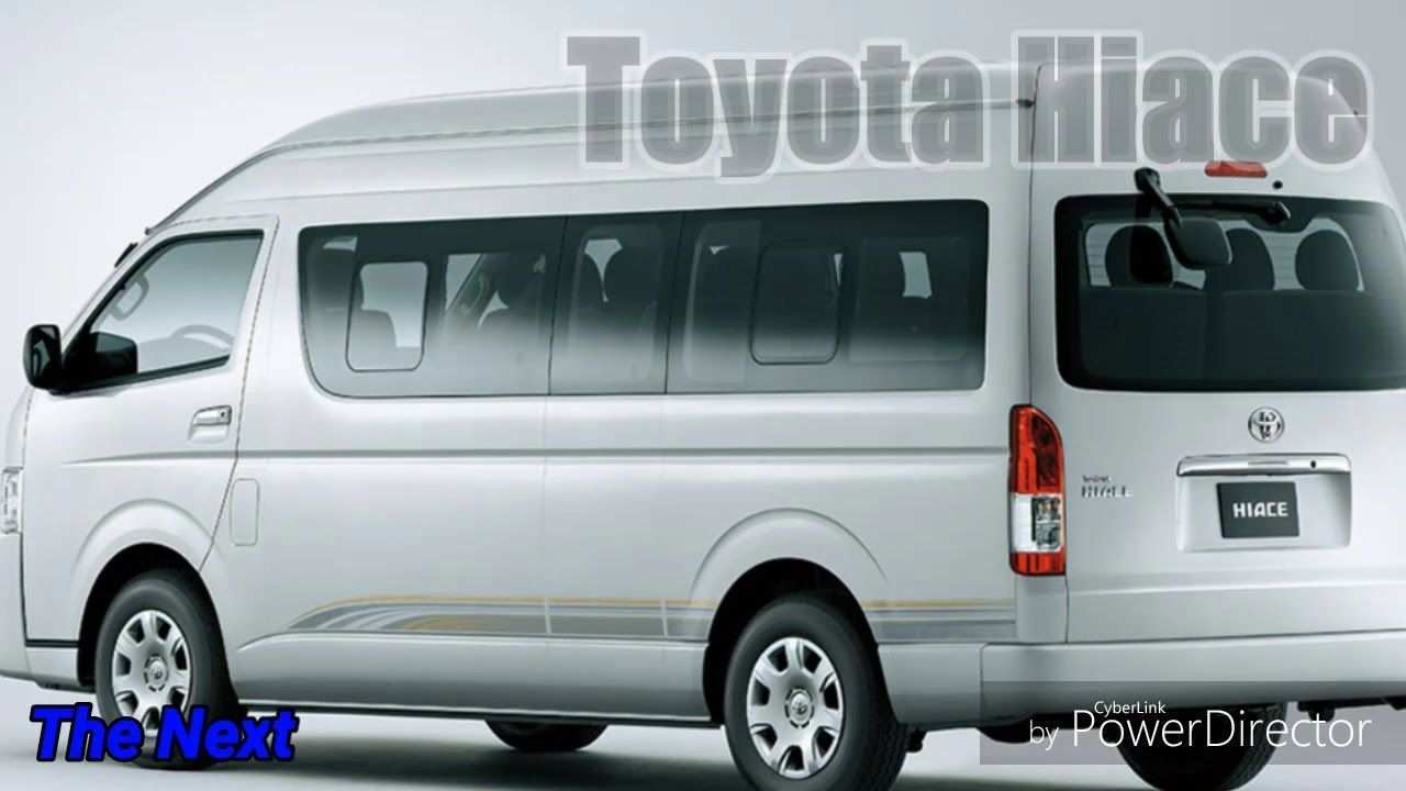 31 All New The Toyota Bus 2019 Performance Model with The Toyota Bus 2019 Performance