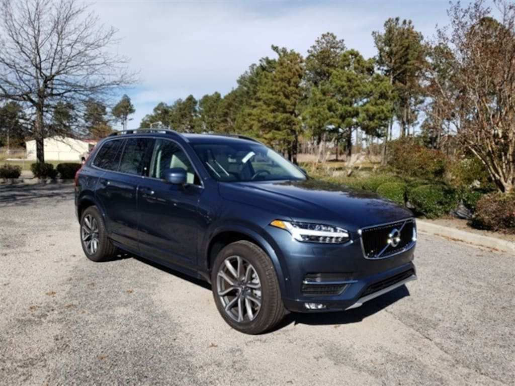 31 Best Review 2019 Volvo Xc90 T5 Momentum Performance And New Engine Pricing for 2019 Volvo Xc90 T5 Momentum Performance And New Engine