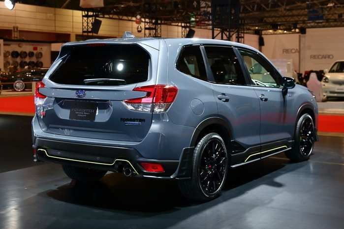 31 Best Review The 2019 Subaru Forester Sport Concept Ratings by The 2019 Subaru Forester Sport Concept