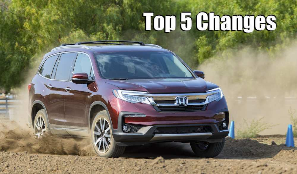 31 Concept of Honda Pilot Changes For 2019 New Release New Review by Honda Pilot Changes For 2019 New Release
