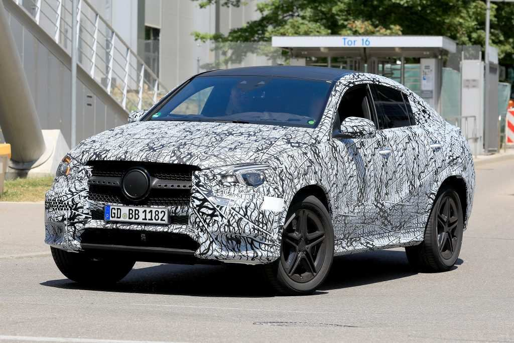 31 Concept of Mercedes 2019 Gle Coupe Release Wallpaper with Mercedes 2019 Gle Coupe Release